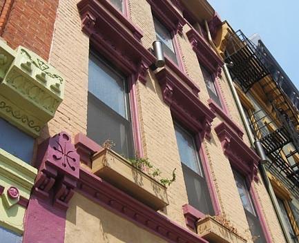 Duncanson Lofts Exterior Windows