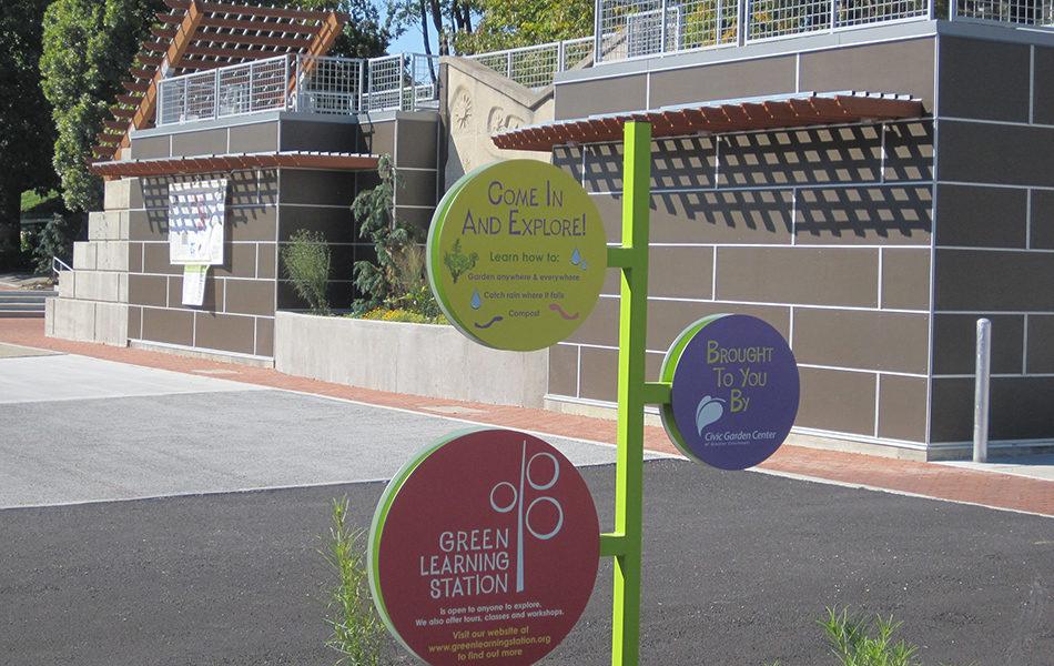 Civic Garden Center learning center