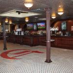Interior of Bootleggers Bar at Reds Stadium