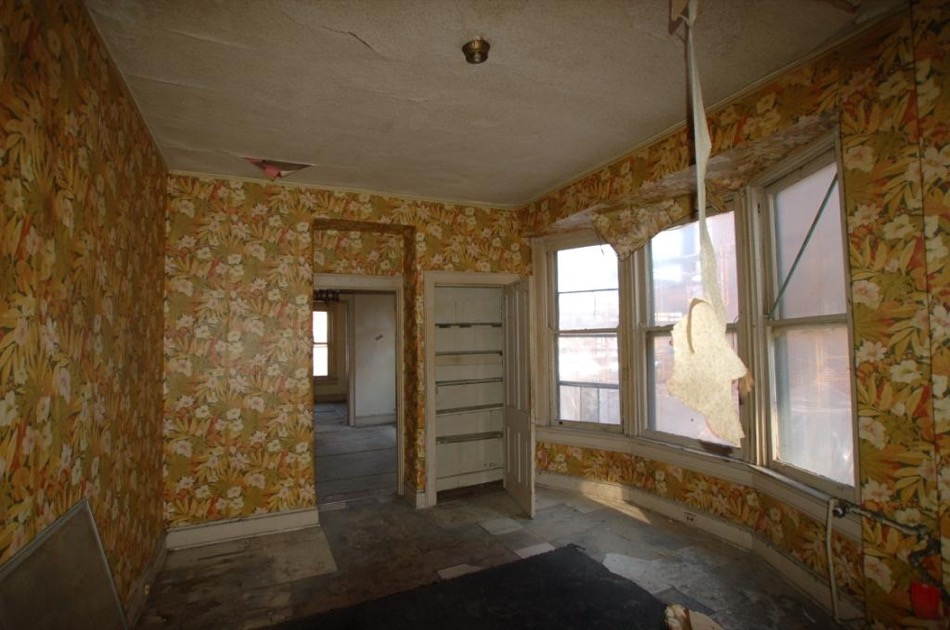 Parvis Lofts before renovation