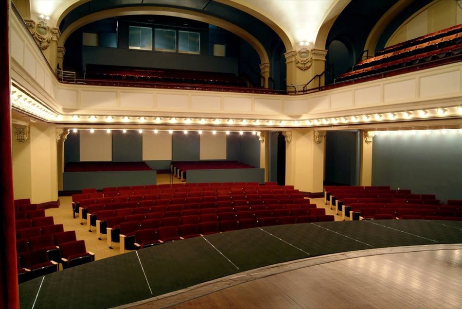 Carnegie Visual and Performing Arts Center auditorium