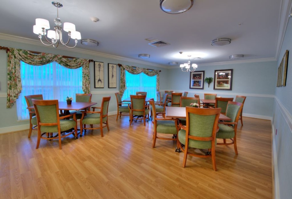 Artis Senior Living of Mason dining room