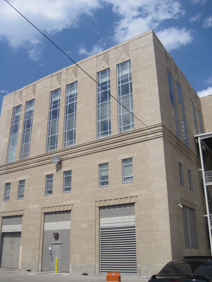 Cincinnati Museum at Union Terminal renovated exterior