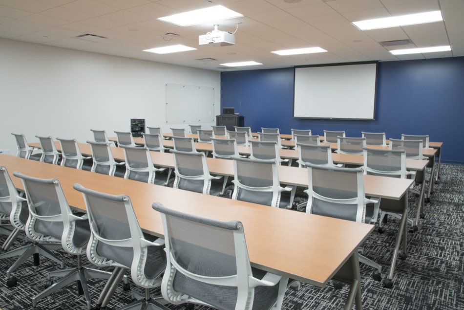 AssuredPartners NL presentation room