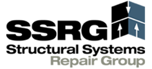 SSRG (Structural Systems Repair Group) logo