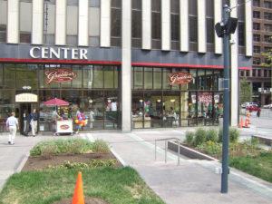 Exterior Fountain Square Graeter's