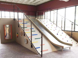 play space at Graeter's Cherry Grove