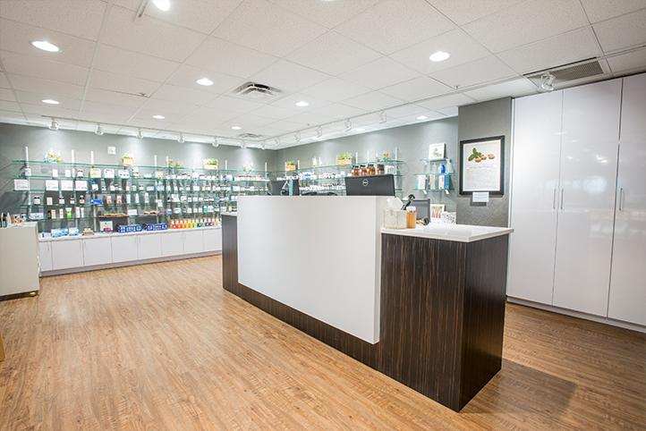 Alliance Integrative Medicine front desk