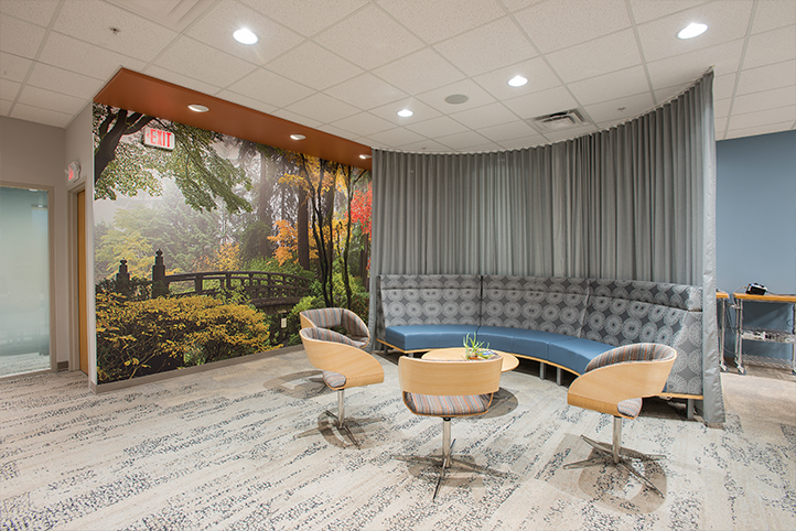 Alliance Integrative Medicine waiting area