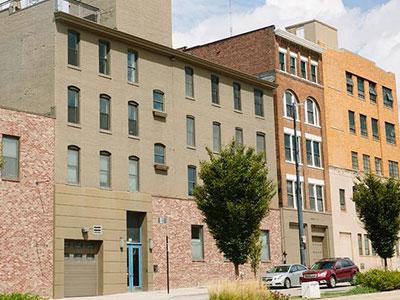 Hickory Capital Downtown Self Storage Units