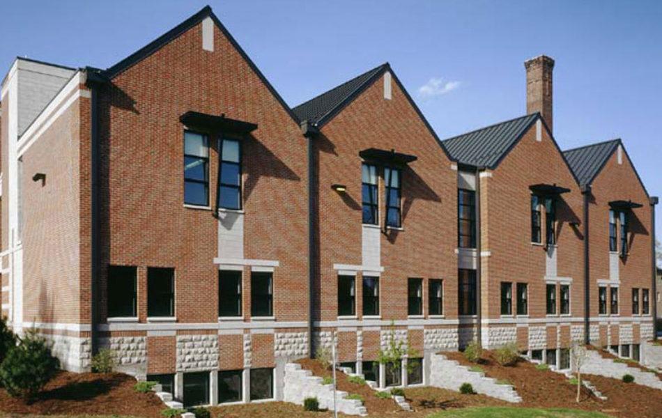 St. Ursula Academy addition