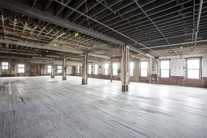 Strietmann Building Interior