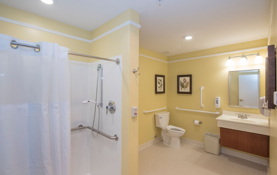 Artis Senior Living of Bridgetown bathroom