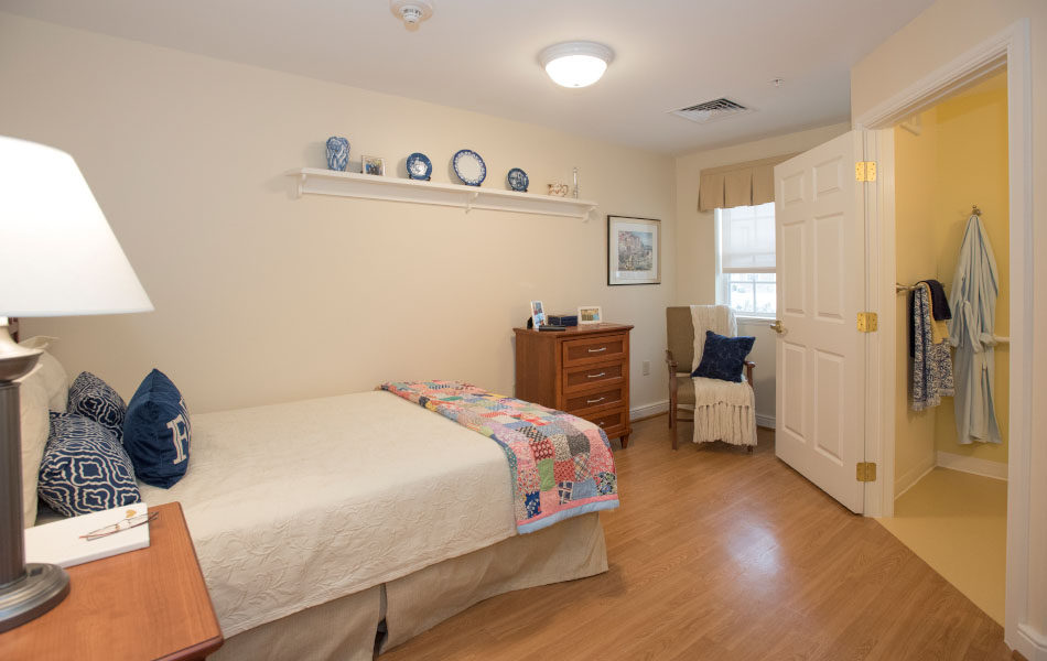 Artis Senior Living of Bridgetown private room