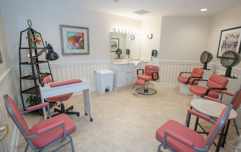 Artis Senior Living of Bridgetown hair salon