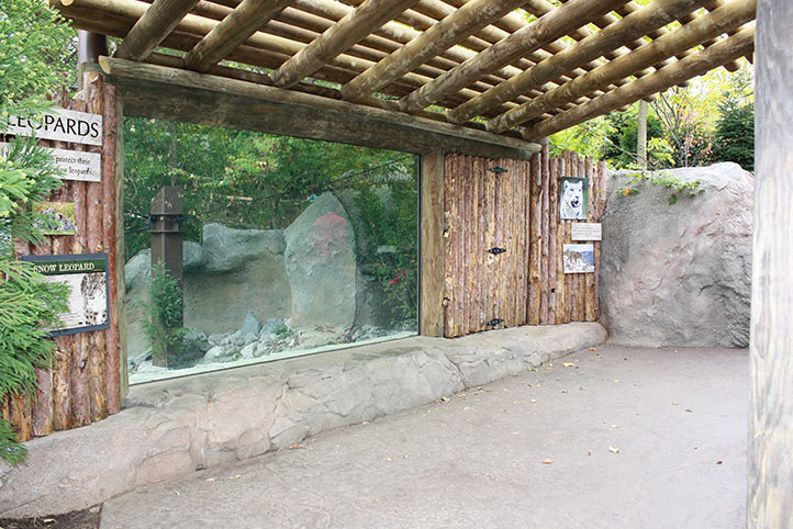 Cincinnati Zoo & Botanical Garden - Cat Canyon