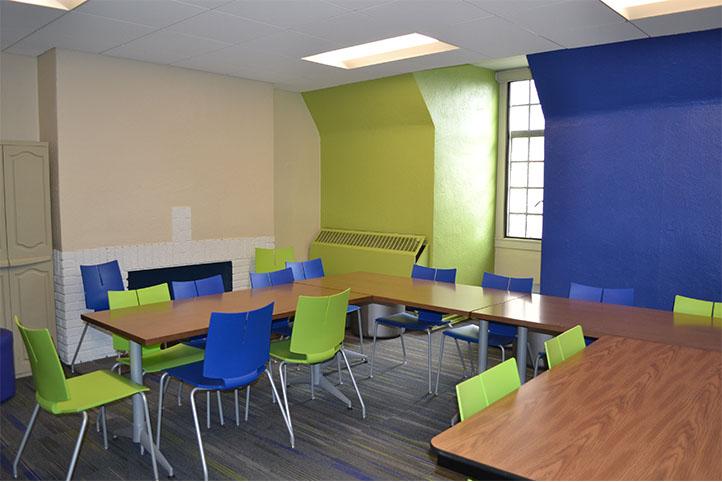 Hyde Park Community Methodist Church classroom