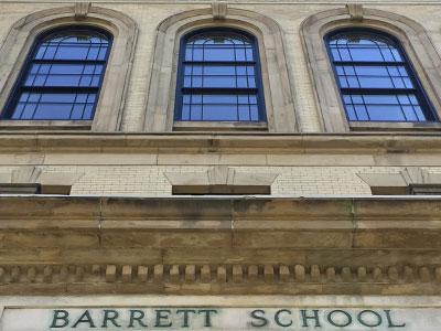 Barrett Apartments Exterior