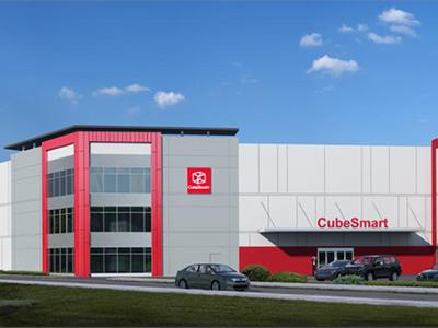 Cubesmart Madisonville Rendering