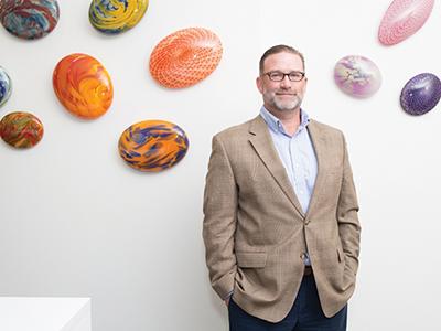 Portrait of Matt Hess