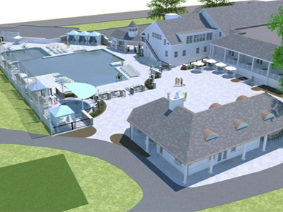 Hyde Park Country Club rendering