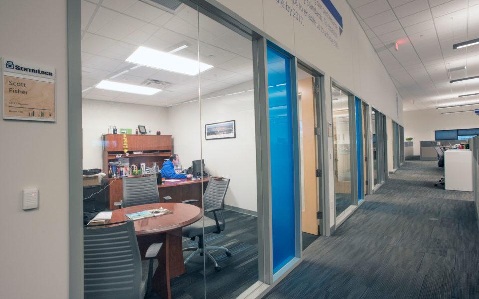 SentriLock Office Spaces