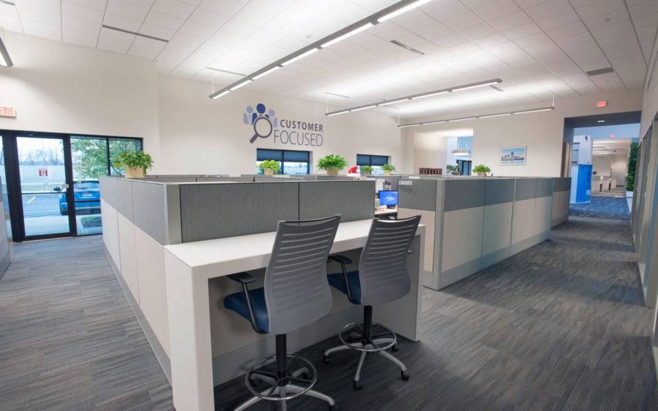 SentriLock Office Desk