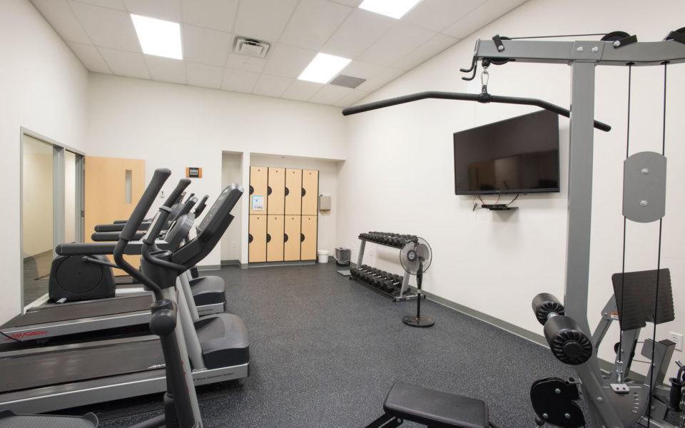 SentriLock Gym