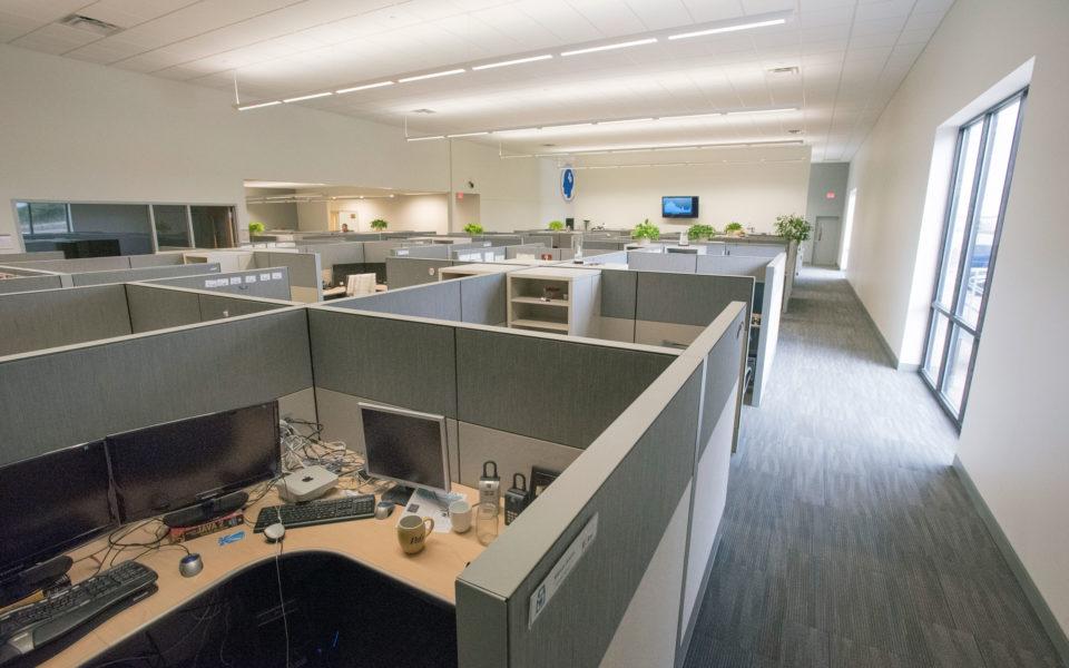 SentriLock Office Cubicles