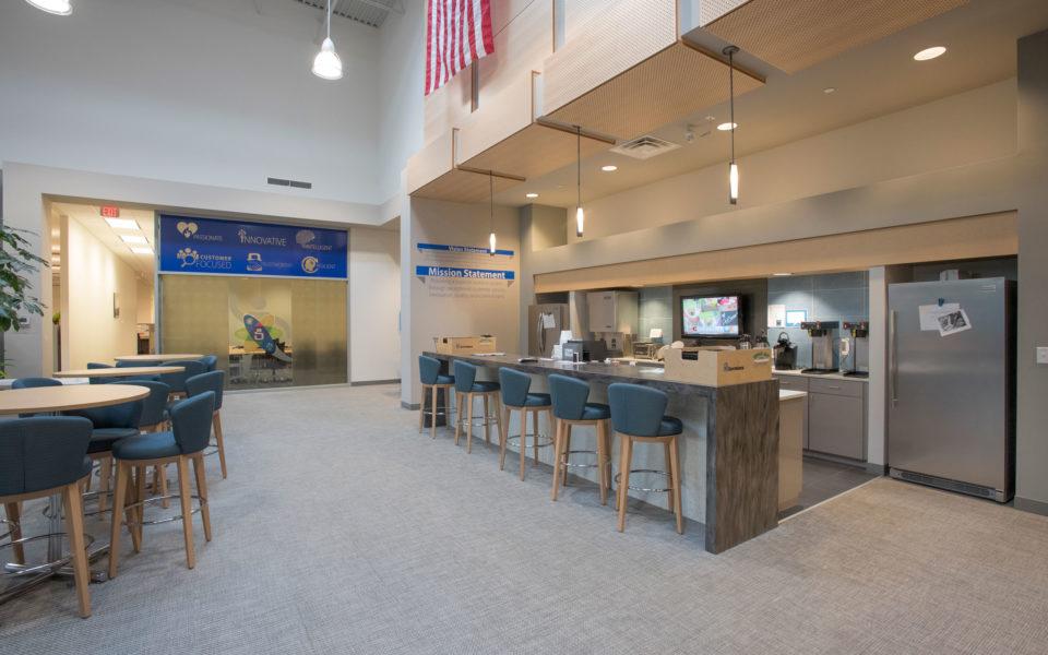 SentriLock Bar and Kitchen