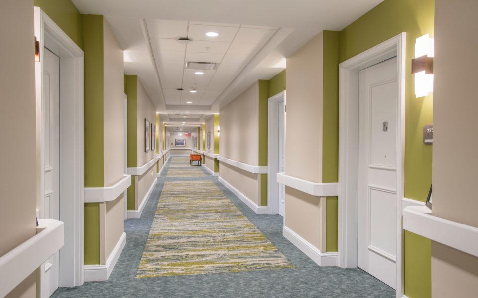 Sheridan hallway