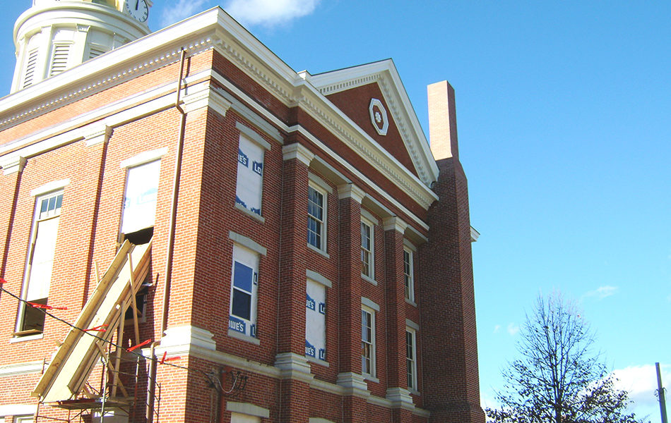Jefferson County Courthouse exterior