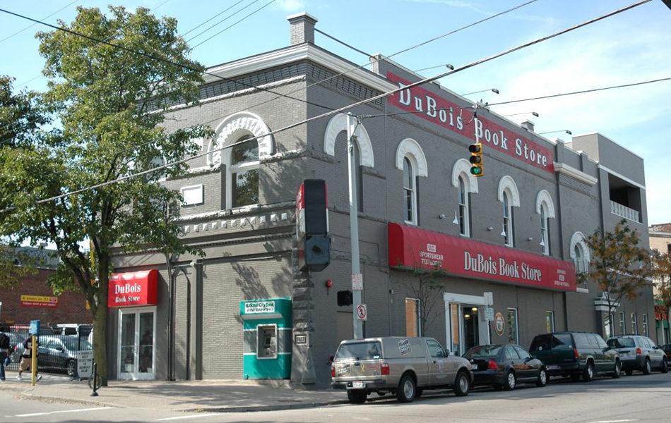 Dubois Bookstore Exterior