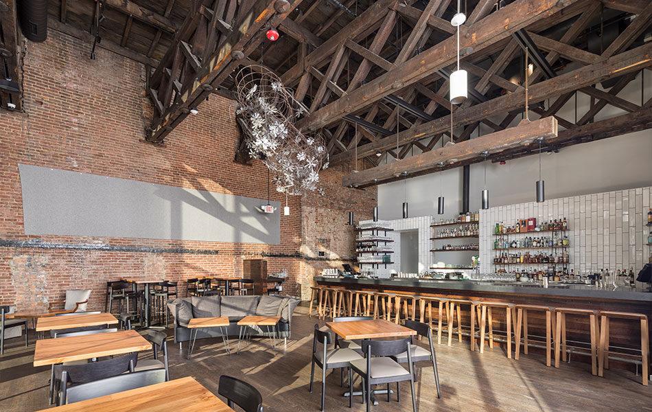 Aster Bar Interior