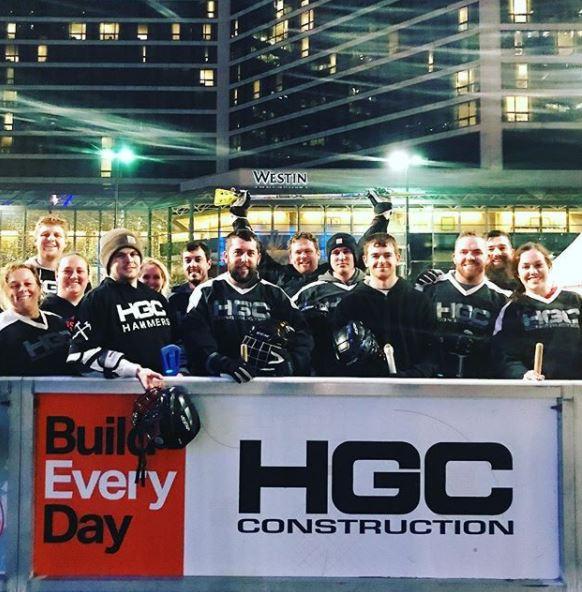 HGC Broomball
