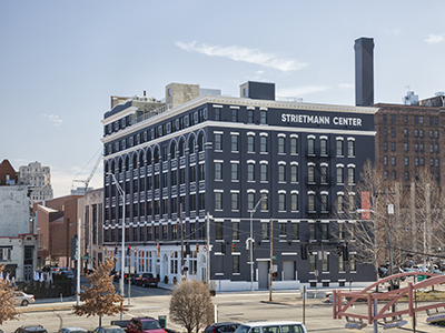 The Largest Office Renovation In Otr Is Complete Hgc