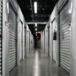 Interior self storage facility