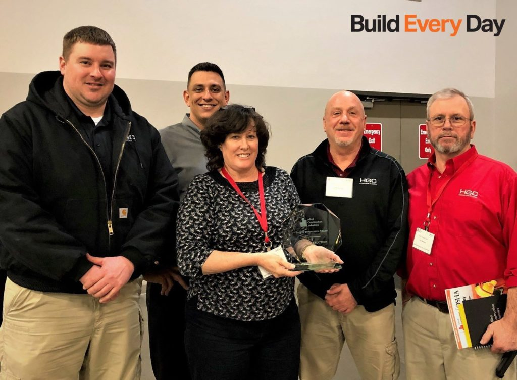 Five HGC employees receive Safety Day Award