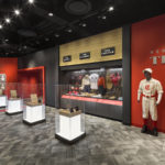 Interior of Reds Hall of Fame