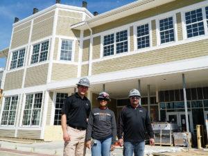 HGC Team at Schiff Center job site