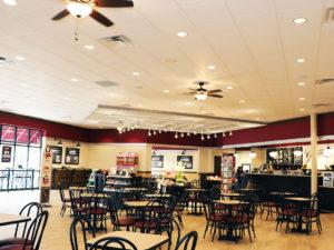 Interior of shop in Graeter's Bethel location