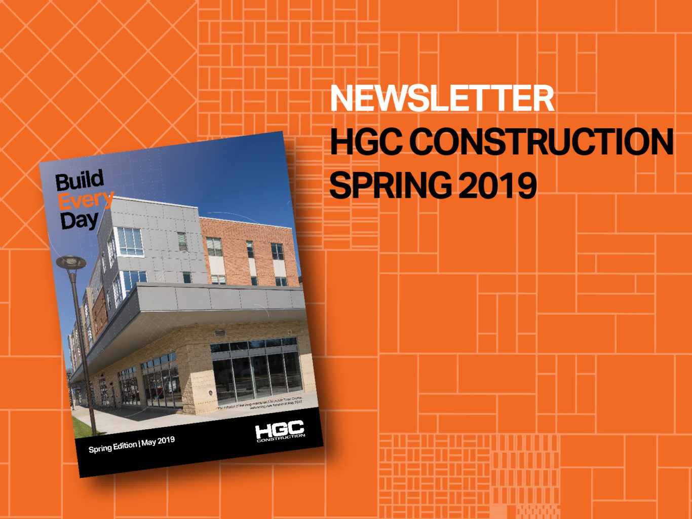 Graphic for Spring Newsletter 2019