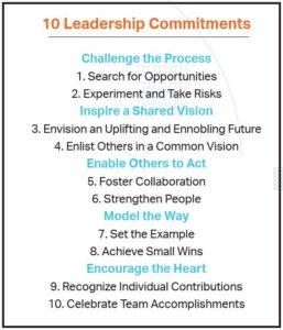 10 Leadership Commitments