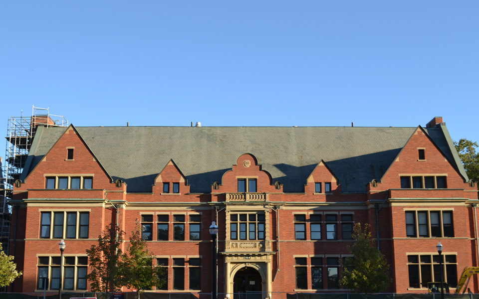OSU Hale Hall