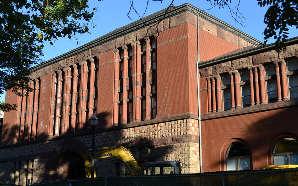 OSU Hayes Hall