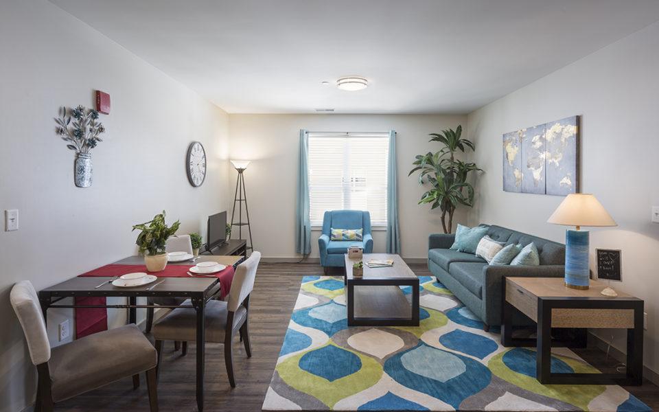 Avondale residence interior