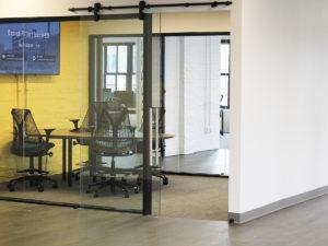 Interior Saatchi & Saatchi X offices
