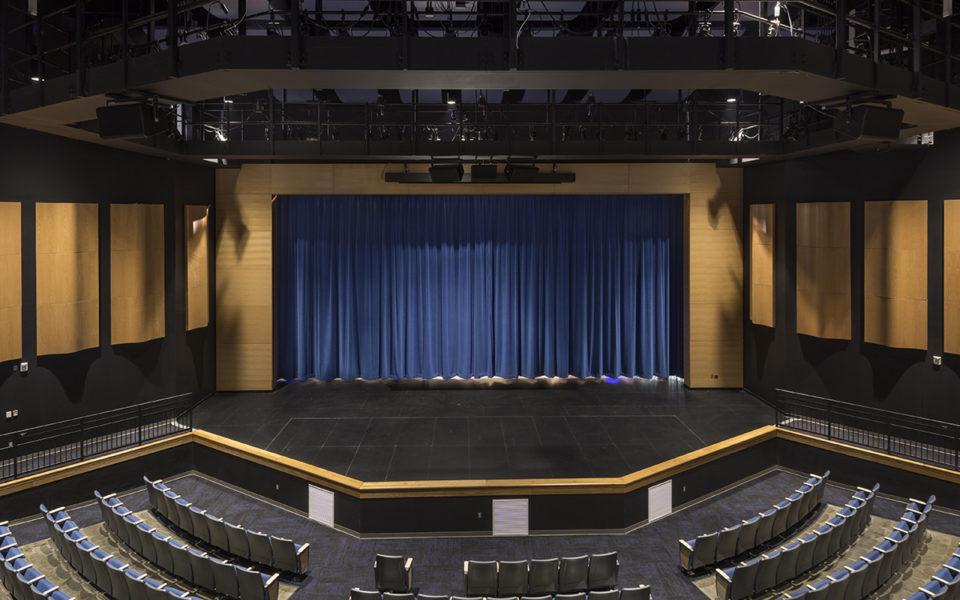 Schiff Center auditorium