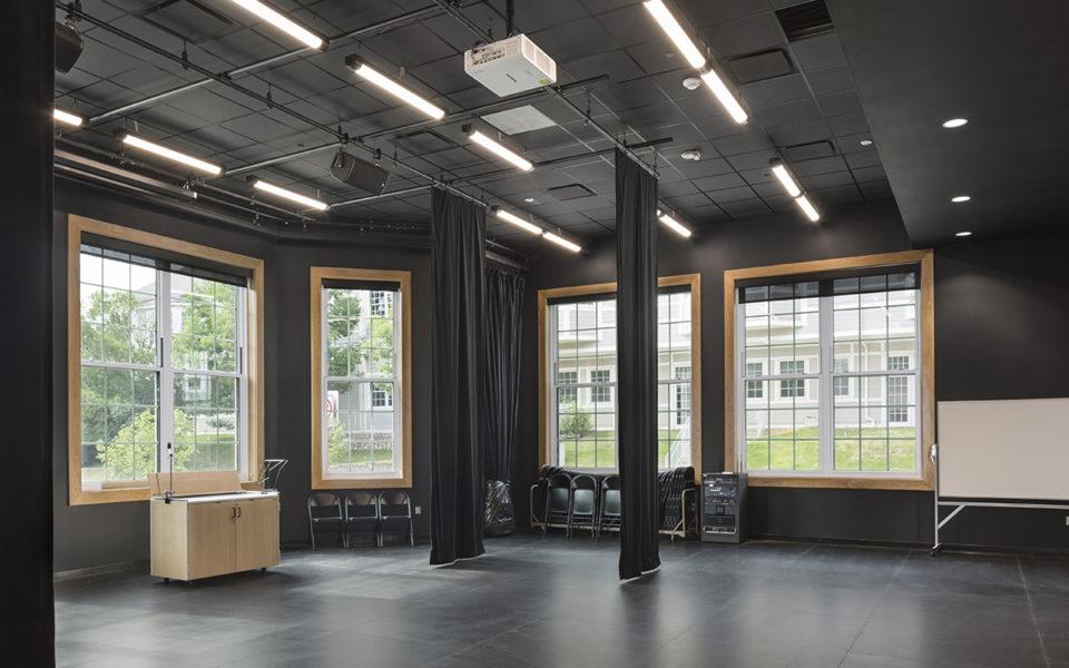 Schiff Center rehearsal room