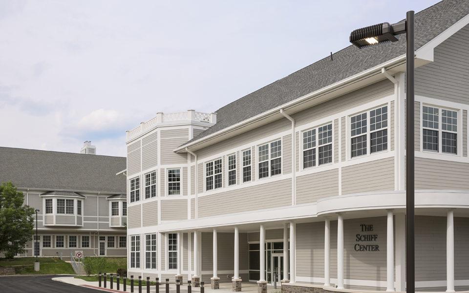 Schiff Center exterior